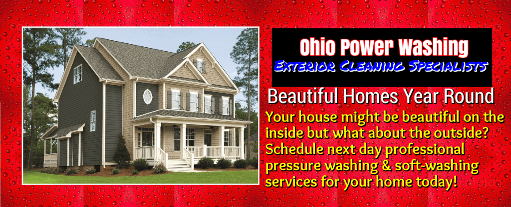 Ohio Power Washing - Exterior Cleaning Specialists
