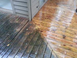 Columbus, Ohio - Deck Cleaning Services